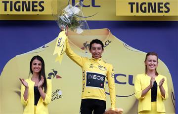 ¡Se hizo historia! Egan Bernal es el campeón del Tour de Francia 2019