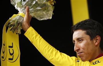 ¡Todo el país festeja! Egan Bernal conquistó el sueño del ciclismo colombiano