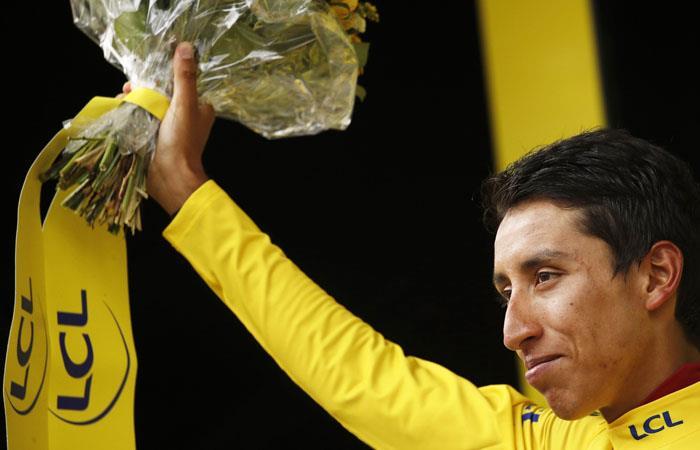 Tour de Francia. Egan Bernal culmina el sueño colombiano