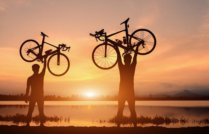 Colombia, tierra para realizar turismo en bicicleta. Foto: Shutterstock