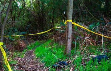 ¡País enfermo! Autoridades hallan a una niña desmembrada en el Meta