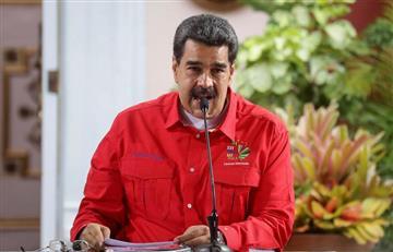 """""""Bienvenidos a Venezuela"""": Maduro recibiría con brazos abiertos a 'Santrich' e ' Iván Márquez' en su país"""