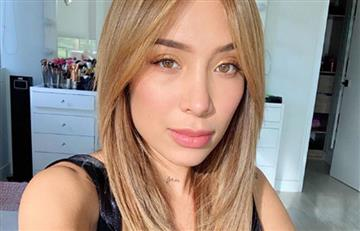 [FOTO] Así lucía Luisa Fernanda W antes de sus operaciones