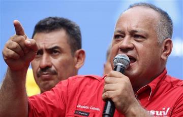¿'Narcoestado'? Estas fueron las duras palabras de Diosdado Cabello en contra de Colombia