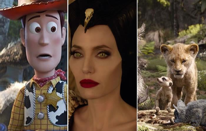 Disney superó su propio récord de recaudación en taquilla