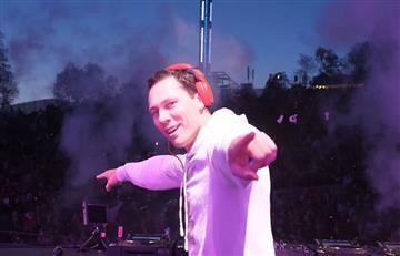 DJ Tiësto tocó un vallenato en Tomorrowland y los asistentes enloquecieron