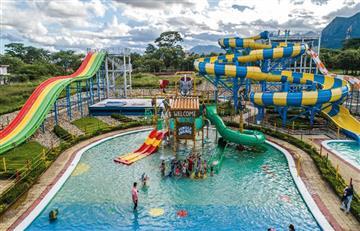 Parque de Las Aguas en Yopal fue contruído como potencial turístico