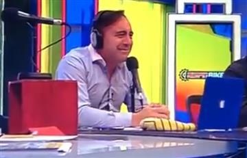 [VIDEO] Se conoció la razón por la que Mario Sábato no pudo narrar la llegada de Egan Bernal