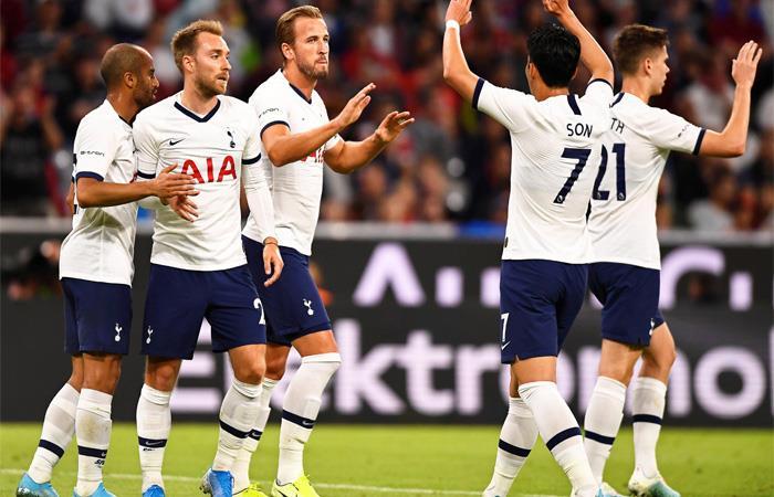Copa Audi Tottenham derrotó a Bayern Munich final Copa Audi