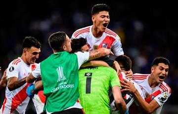 [VIDEO] Armani y Borré le dieron la clasificación a River Plate en los penaltis