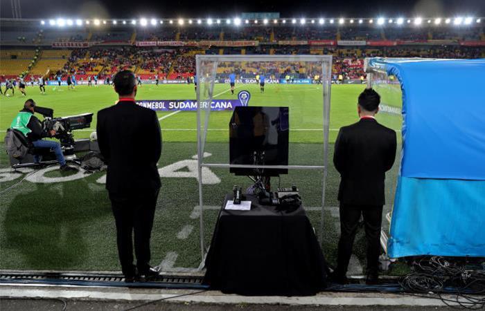 Implementación nuevas tecnología Liga Águila fútbol colombiano