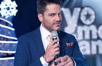Esta fue la despedida de Ernesto Calzadilla del concurso 'Yo me llamo'