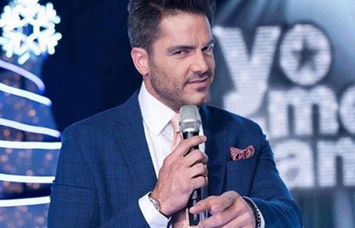 Ernesto Calzadilla, actor y presentador venezolano. Foto: Instagram