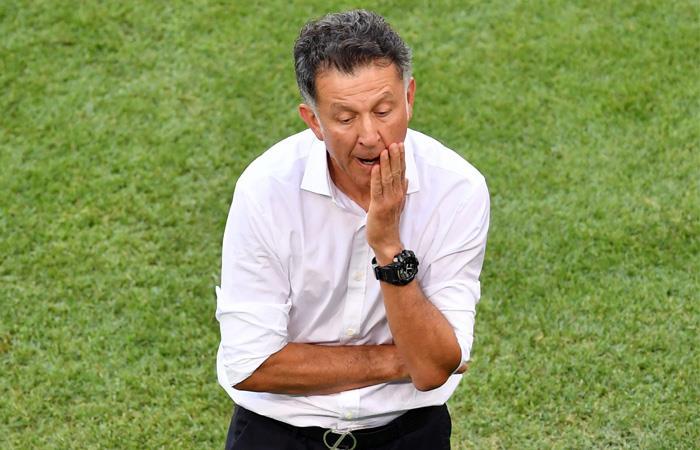 Osorio no podrá dirigir durante dos meses en ninguna competencia. Foto: Twitter