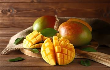 Comer mango hace a los colombianos más felices