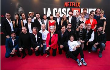 'La Casa de Papel' bate récord con su tercera temporada