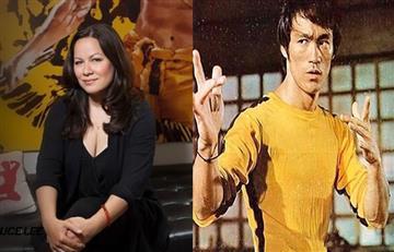 Hija de Bruce Lee enfurece al ver a su padre en película de Tarantino