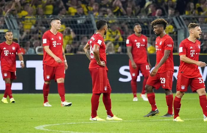 Borussia Dortmund campeón Supercopa de Alemania 2019