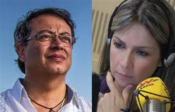 ¡Batalla campal! Así fue la dura discusión entre Gustavo Petro y Vicky Dávila en Twitter