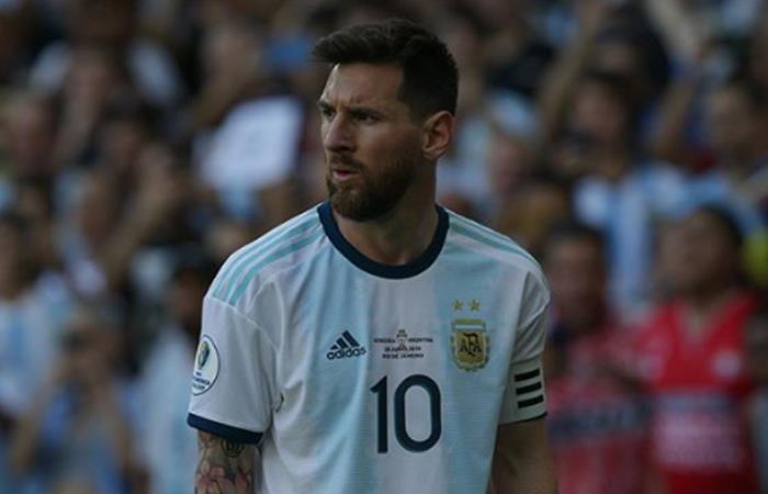 La sanción de la Conmebol a Lionel Messi por sus acusaciones en la Copa América