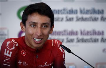 ¡Bienvenido, campeón! Egan Bernal anunció cuándo llegará a Colombia