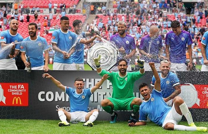 El Manchester City derrota al Liverpool