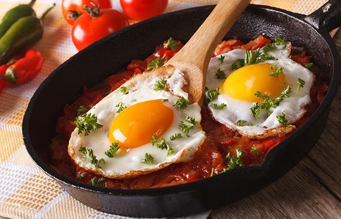 El mito del huevo y el colesterol. Foto: Shutterstock