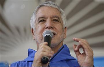 """""""Una ciudad cada vez mejor"""": Las palabras de Peñalosa en el cumpleaños de Bogotá"""