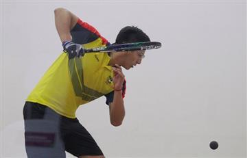 ¡Y seguimos! Colombia suma dos medallas más en los Juegos Panamericanos gracias al ráquetbol
