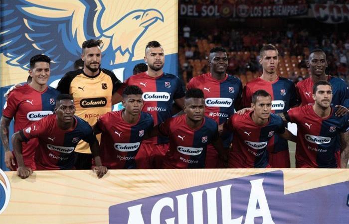 Liga Águila Didier Moreno se queda en Independiente Medellín