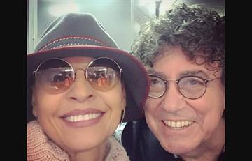 ¿Lo sabías? Piero y Amparo Grisales ¡fueron novios!