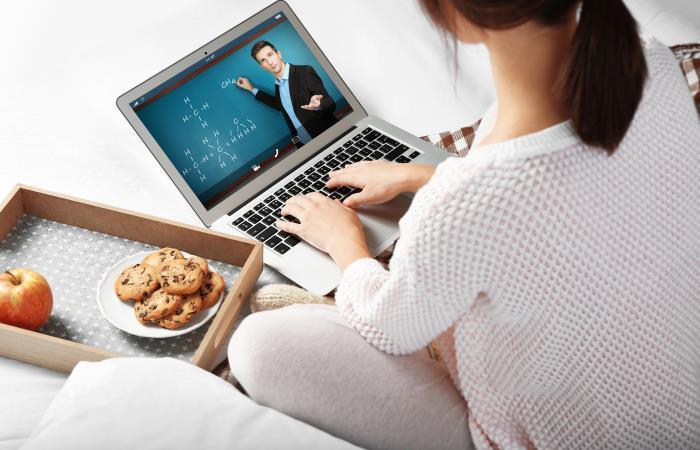 No estresarse tampoco es sinónimo de no hacer durante la época de estudios. Foto: Shutterstock