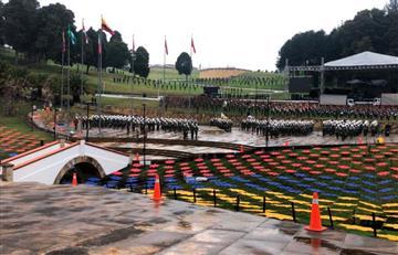 Así se conmemorará el Bicentenario en el Puente de Boyacá