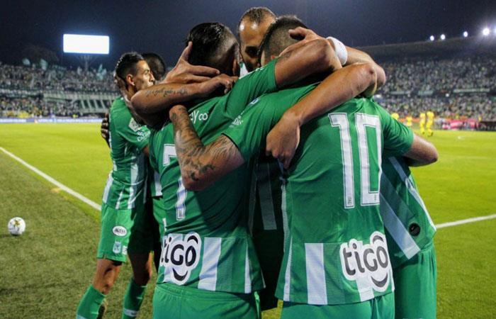 Liga Águila Atlético Nacional ganó Huila cuarta fecha