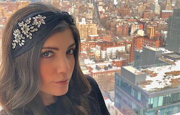 Ex Señorita Colombia estaría esperando a su primer hijo a sus 41 años