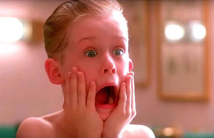 El clásico film protagonizado por Macaulay Culkin en los '90. Foto: Twitter