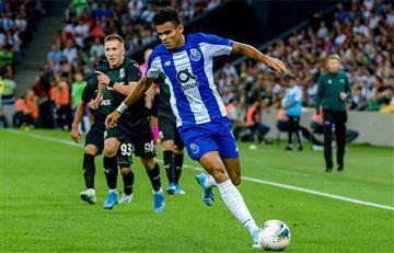[VIDEO] Así fue el debut de Luis Díaz en Champions League