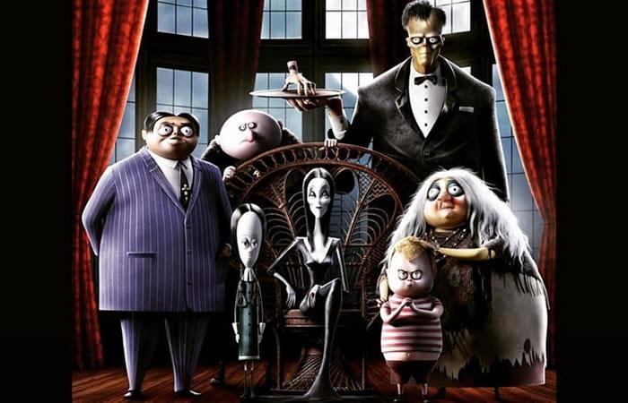 'Los locos Addams': Lanzan primer tráiler oficial de la película animada