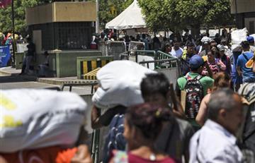 La dura situación que viven los migrantes venezolanos en Colombia