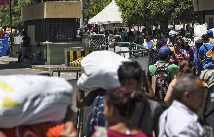 Venezolanos son víctimas del conflicto armado en Colombia