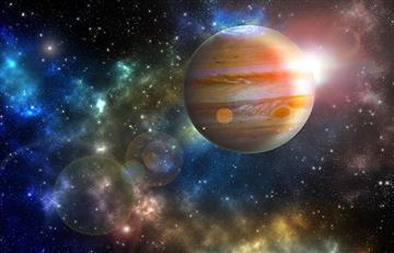 Captaron en imágenes la colisión de un meteoro en Júpiter