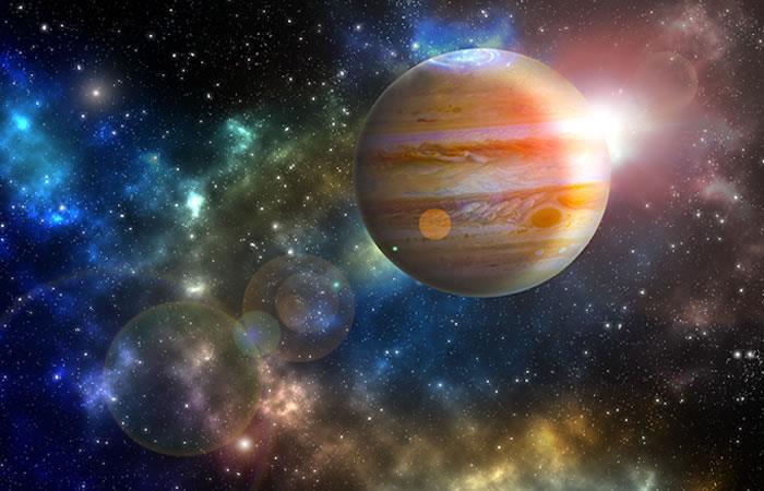 Así explotó un meteoro contra Júpiter