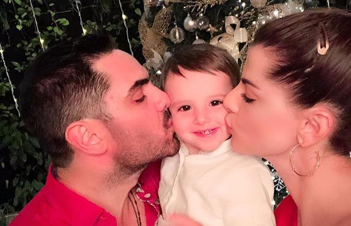 Carolina Cruz y Lincoln Palomeque recuerdan difícil momento que pasaron por su hijo