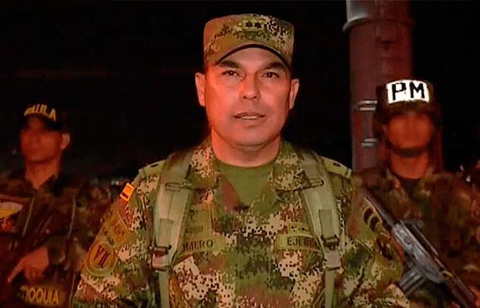 Detienen a un general retirado del Ejército acusado de corrupción