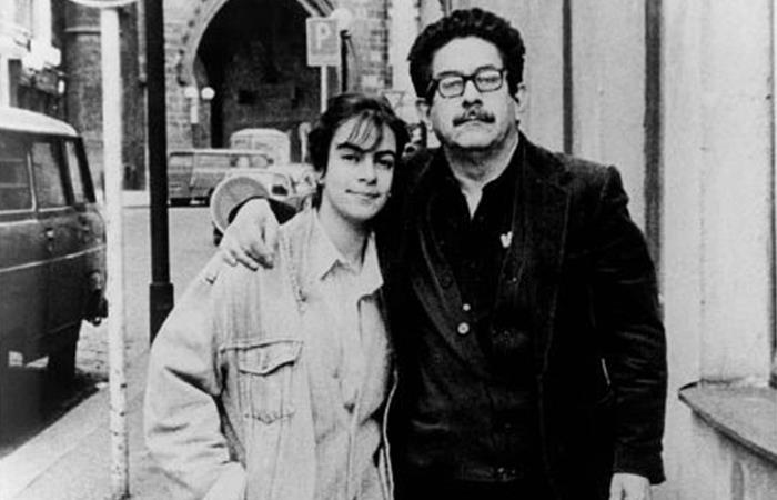 25 aniversario del fallecimiento de Manuel Cepeda. Foto: Twitter