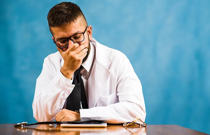 ¿Falta de interés por su salud? Foto: Shutterstock