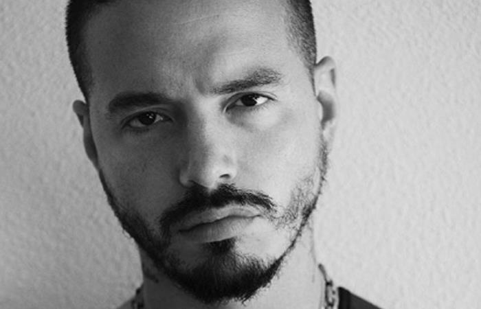 J Balvin, artista colombiano. Foto: Instagram
