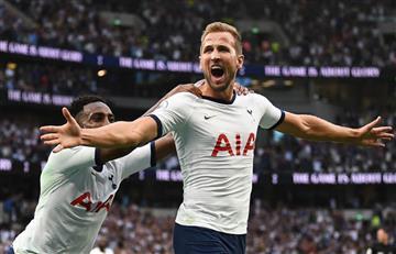 Davinson Sánchez fue titular en la agónica victoria del Tottenham