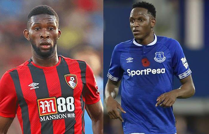 Premier League Yerry Mina y Jefferson Lerma titulares en primera fecha Premier League