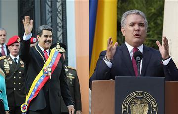 """Iván Duque refiriéndose a Nicolás Maduro: """"Perro que ladra no muerde"""""""
